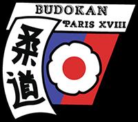 Logo Budokan Paris 18